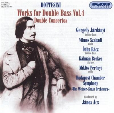 Bottesini: Double Concertos