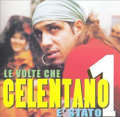 Le Volte Che Celentano E' Stato, Vol. 1