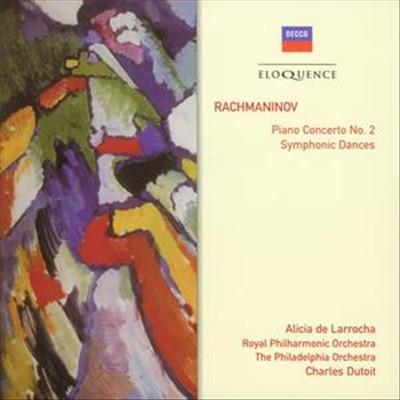 Rachmaninov: Piano Concerto No. 2; Symphonic Dances