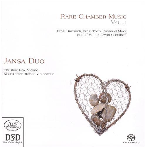 Rare Chamber Music, Vol. 1