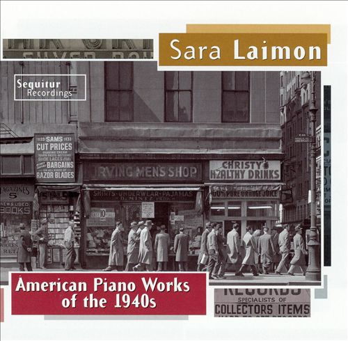 American Piano Works of the 1940s