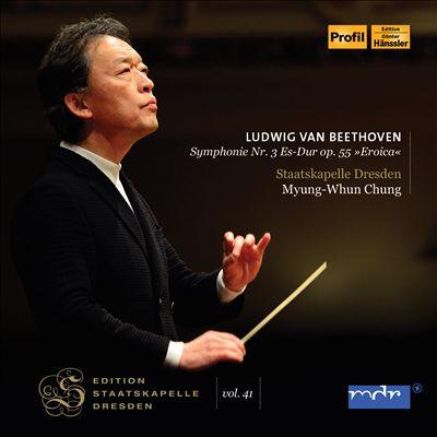 """Ludwig van Beethoven: Symphonie Nr. 3 Es-Dur Op. 55 """"Eroica"""""""