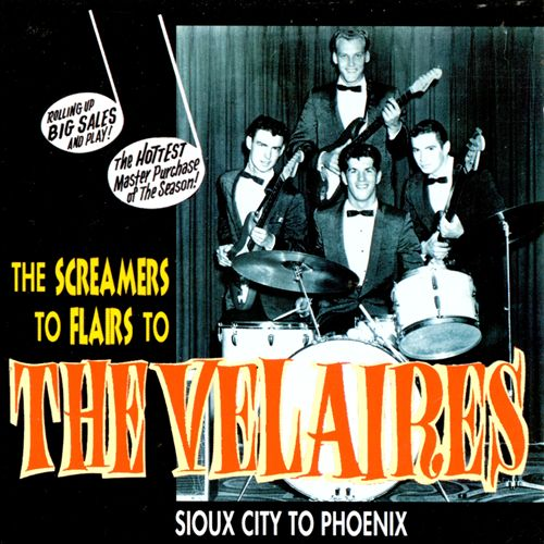 The Screamers to Flairs to the Velaires