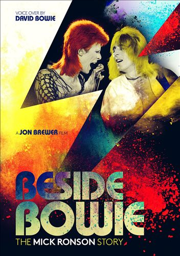 Beside Bowie: The Mick Ronson Story [Original Motion Picture Soundtrack] [Video]