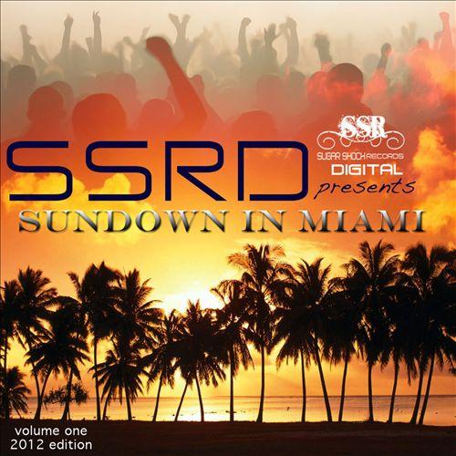 Sundown in Miami