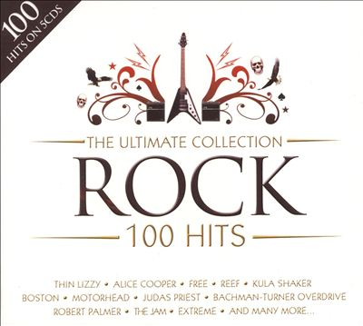Ultimate Collection 100 Hits: Rock
