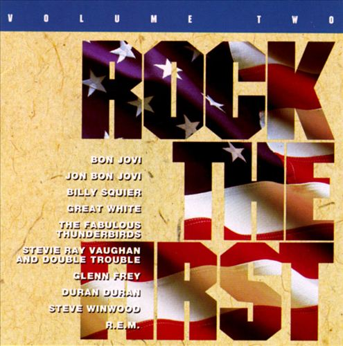 Rock the First, Vol. 2