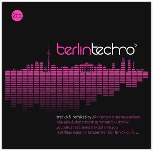 Berlin Techno, Vol. 5