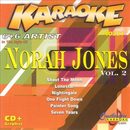 Chartbuster Karaoke: Norah Jones, Vol. 2