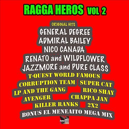 Ragga Heros, Vol. 2