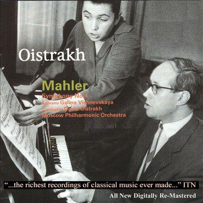 Mahler: Symphony No. 4; Prokofiev: Violin Concerto