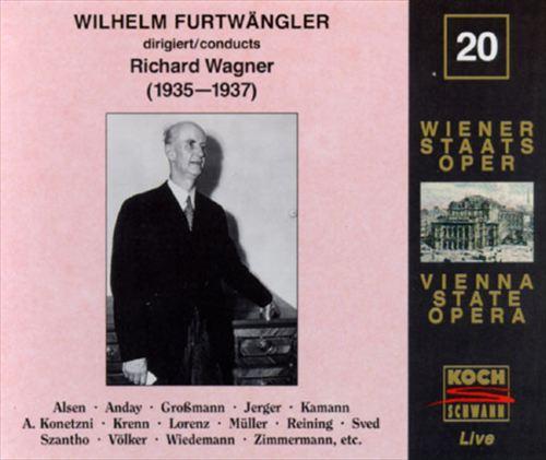 Edition Wiener Staatsoper Live, Vol. 20