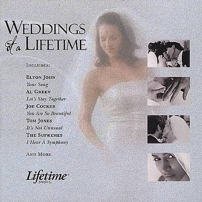 Lifetime Music Presents: Weddings of a Lifetime