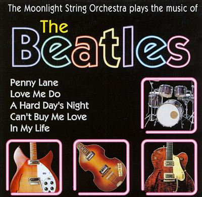 Plays The Music Of The Beatles
