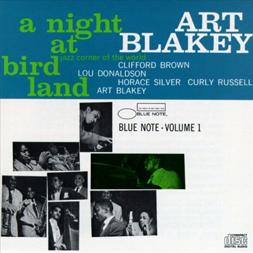 A Night at Birdland, Vol. 1