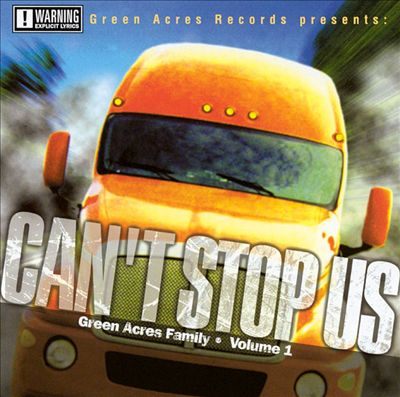 Can't Stop Us, Vol. 1