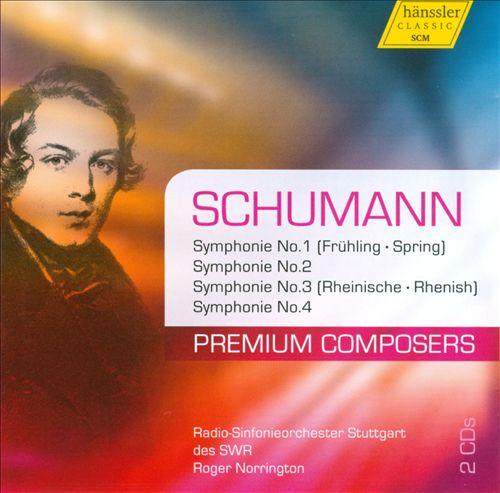 Premium Composers, Vol. 2: Schumann