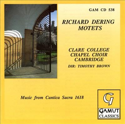 Richard Dering: Motets