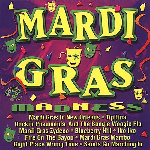 DJ's Choice: Mardi Grass Madness