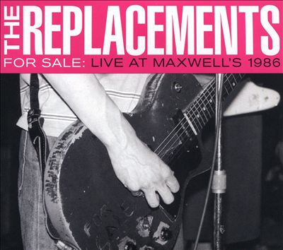 For Sale: Live at Maxwell's 1986