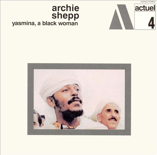 Yasmina, a Black Woman