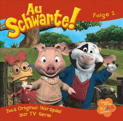 Au Schwarte! TV-Serie, Vol. 2