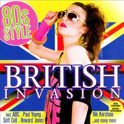British Invastion 80s Style