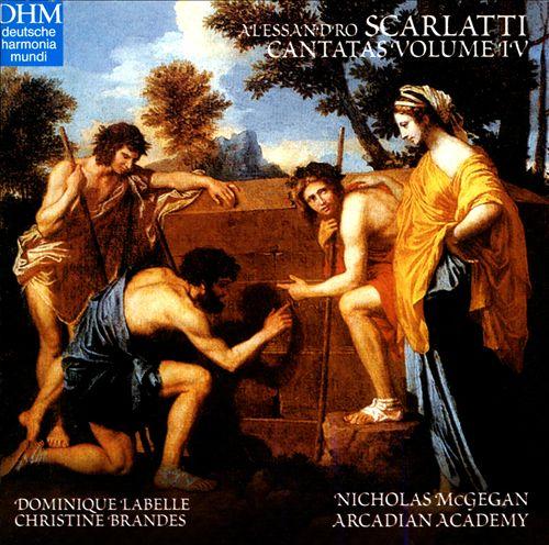 Alessandro Scarlatti: Cantatas, Vol. 4