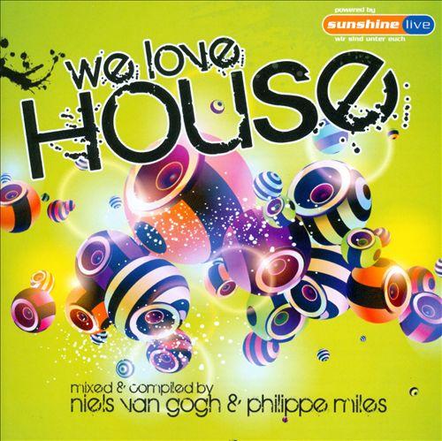 We Love House