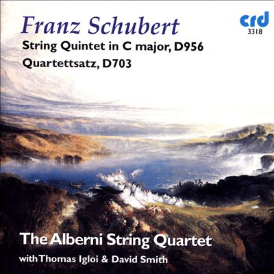 Schubert: String Quintet in C major; Quartettsatz