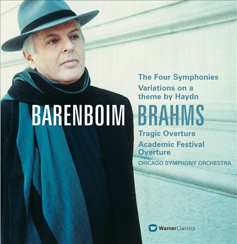 Brahms: The Four Symphonies; Variation on a theme by Haydn; Tragic Overture; Academic Festival Overture
