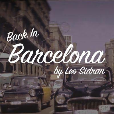 Back in Barcelona