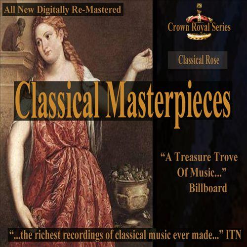 Classical Masterpieces: Classical Rose