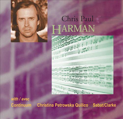 Chris Paul Harman