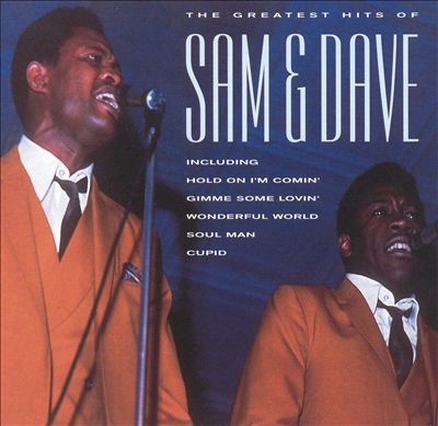 The Greatest Hits of Sam & Dave [Eagle]