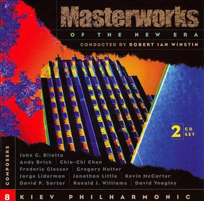 Masterworks of the New Era, Vol. 8