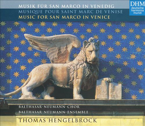 Music for San Marco in Venice