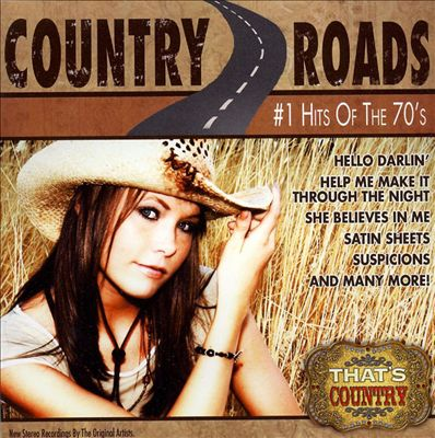 #1 Hits of the 70's: Country Roads