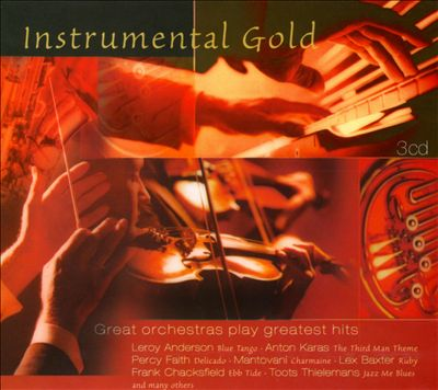 Instrumental Gold [Golden Stars]
