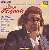 Donizetti: Don Pasquale [Highlights]