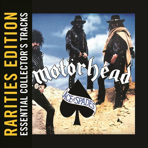 Rarities Edition: Ace of Spades