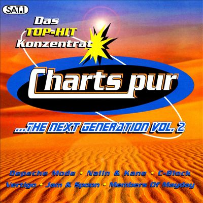 Charts Pur: The Next Generation, Vol. 2