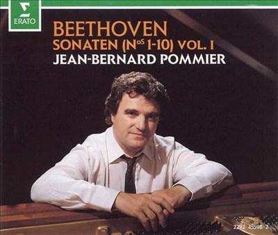 Beethoven Piano Sonatas 1-10