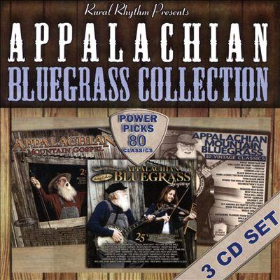 Appalachian Bluegrass Collection: 80 Classics Power Picks