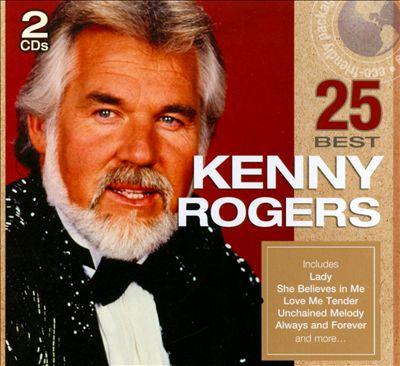 25 Best: Kenny Rogers
