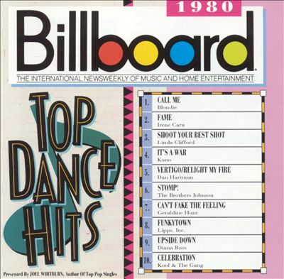 Billboard Top Dance Hits: 1980