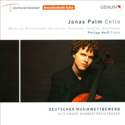 Works by Mendelssohn Bartholdy, Dutilleux, Janácek, Beethoven