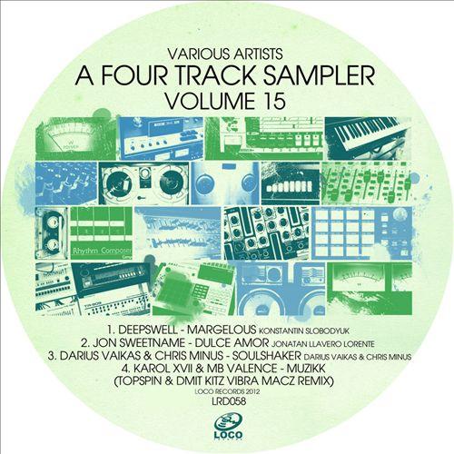 A Four Track Sampler, Vol. 15