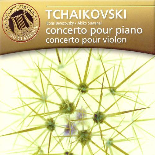 Tchaikovski: Concerto pour piano; Concerto pour violon Concerto