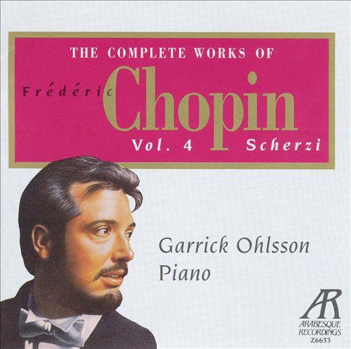 Chopin: The Complete Piano Works, Vol. 4 - Scherzi & Variations
